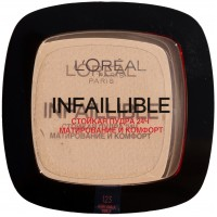 LOreal Maquillage пудра 9 Infaillible Непобедимая 123, 9 г