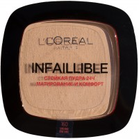 LOreal Maquillage пудра 9 Infaillible Непобедимая 160, 9 г