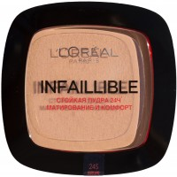 LOreal Maquillage пудра 9 Infaillible Непобедимая 245, 9 г
