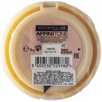 Maybelline пудра 9 Affinitone 42, 9 г