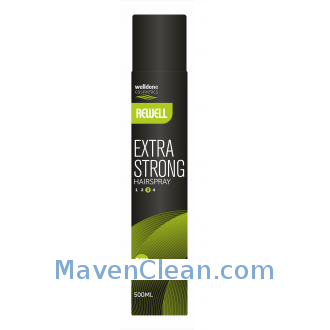 Well Done Лак для волос Rewell Hair spray Extra Strong 500 мл фото