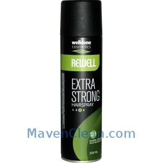 Well Done Лак для волос Rewell Hair spray Extra Strong 200 мл фото